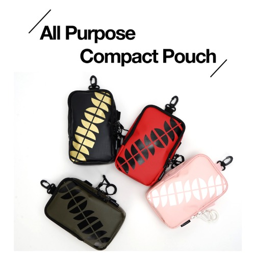 All Purpose Compact Pouch (올 퍼포스 콤팩트 파우치)