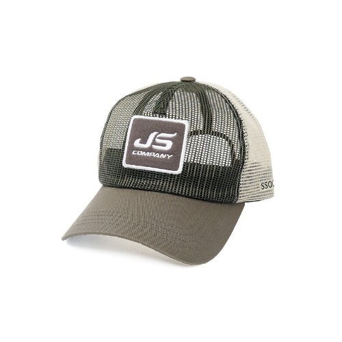 JSCP014 ALL MESH CAP KHAKI (올 메쉬캡 카키)